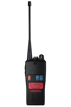 Picture of Entel HT952 PMR446 ATEX Approved IIC Licence Free Two Way Radio (New)