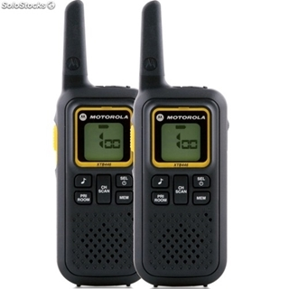 Picture of Motorola XTB446 PMR446 Twin Pack (New)