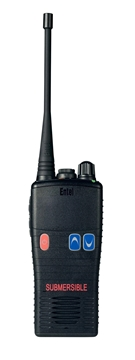 Picture of Entel HT782 UHF Waterproof Walkie Talkie Two Way Radio (New)