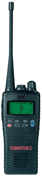 Picture of Entel HT785 UHF Waterproof Walkie-Talkie Two Way Radio (New)