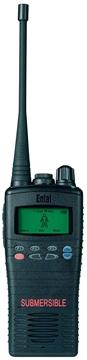 Picture of Entel HT785 UHF Waterproof Walkie-Talkie Two Way Radio (New)