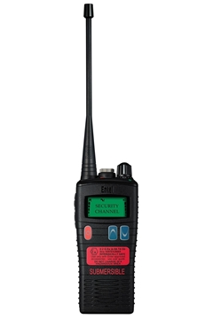 Picture of Entel HT883 4W ATEX UHF Waterproof Walkie-Talkie Two Way Radio (New)