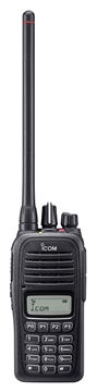 Picture of Icom IC-F1000T VHF Handheld Two Way Radio with Display (New)