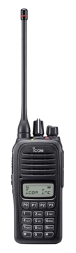 Picture of Icom IC-F2000T UHF Walkie-Talkie Two Way Radio (New)