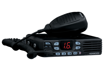 Picture of Kenwood TK7302E VHF Mobile Radio (New)