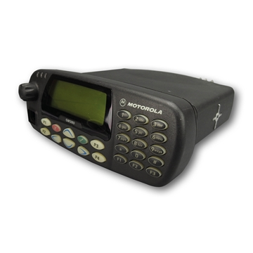 Picture of Motorola GM380 UHF Mobile Radio (Used) (Fixed Head)