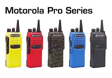 Picture for category Motorola Pro Series