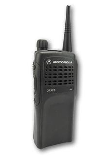 Picture of Motorola GP320 VHF Walkie-Talkie Two Way Radio (Refurbished in GP340 Housing)