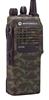 Picture of Motorola GP340 UHF Walkie-Talkie Two Way Radio (Refurbished) Camo Green