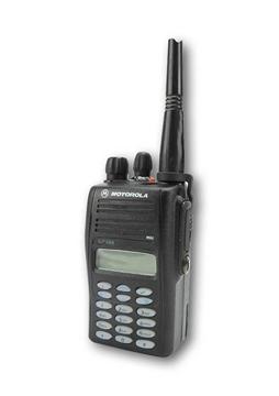 Picture of Motorola GP388 UHF Walkie-Talkie Two Way Radio (Refurbished)