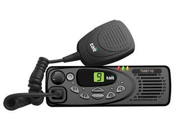 Picture of Tait TM8110 VHF High Band Mobile (New)
