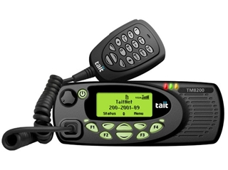 Picture of Tait TM8255 Low Band 4M MSA Mobile Radio - New