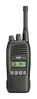 Picture of Tait TP8115 VHF Handportable  (New)