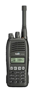 Picture of Tait TP8120 UHF Handportable  (New)
