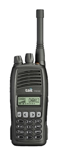 Picture of Tait TP8120 VHF Handportable  (New)