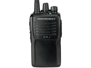 Picture of Vertex VX261 UHF Walkie Talkie Two Way Radio (New)