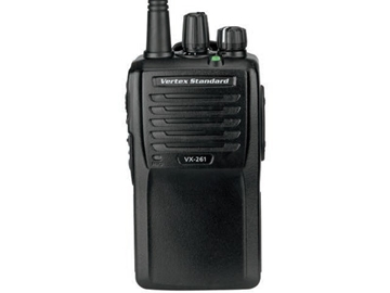 Picture of Vertex VX261 UHF Walkie Talkie Two Way Radio (New)