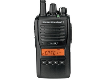 Picture of Vertex VX264 UHF Walkie Talkie Two Way Radios (New)