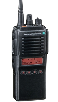 Picture of Vertex VX924 Lowband Walkie-Talkie Two Way Radio MSA Approved (New)