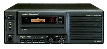 Picture of Vertex VXR-7000 UHF Talk-Through Repeater (New)