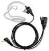Picture of Cobra Covert Acoustic Tube Earpiece with Mic & PTT (M6) - By Radioswap