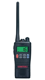 Picture of Entel HT644 ATIS VHF LCD Marine Walkie Talkie Two Way Radio (New)
