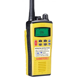 Picture of Entel HT649/P2 VHF Marine Advanced GMDSS Walkie Talkie Two Way Radio (New)