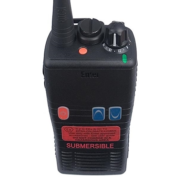 Picture of Entel HT942 VHF Marine ATEX Approved IIC Two Way Radio (New)