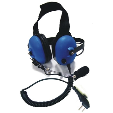 Picture of HYT ECM14 Noise Canceling Overhead Headset (M1) (New)