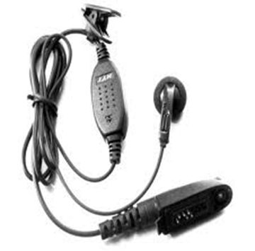Picture of HYT EHM02 Earbud with Combined Mic & PTT (M1) (New)
