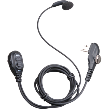 Picture of HYT ESM12 Earbud with Mic, PTT & VOX (M1) (New)