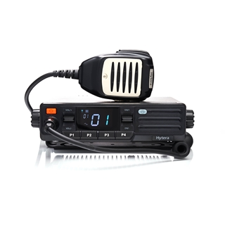 Picture of Hytera MD615UH UHF DMR High Power Mobile Radio (New)