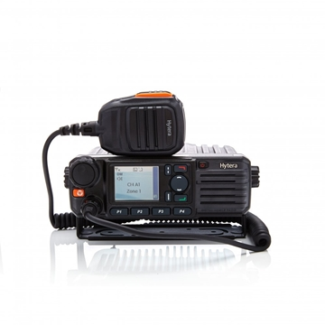 Picture of Hytera MD785DG DMR High Power Mobile Radio With GPS (New)