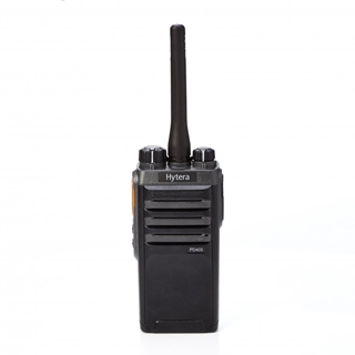 Picture of Hytera PD405 VHF DMR Digital Walkie-Talkie Two Way Radio with Charger (New)