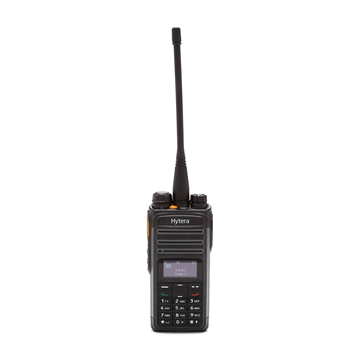 Picture of Hytera PD485V VHF DMR Digital Walkie-Talkie Two Way Radio With Charger (New)