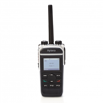 Picture of Hytera PD665 GPS VHF DMR Digital Walkie-Talkie Two Way Radio (New)