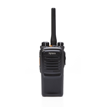 Picture of Hytera PD705 UHF DMR Digital Walkie-Talkie Two Way Radio With New BL105 Battery (New)