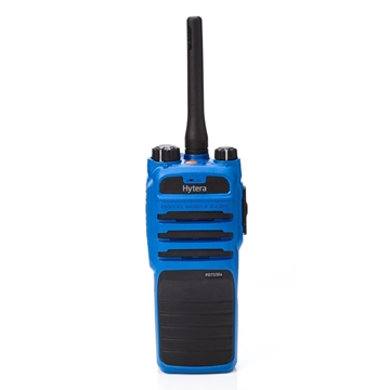 Picture of Hytera PD715ExU Atex UHF DMR Digital Walkie-Talkie Two Way Radio (New)