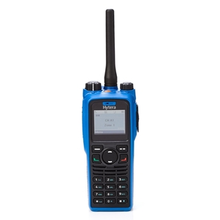 Picture of Hytera PD795ExU Atex UHF DMR Digital Walkie-Talkie Two Way Radio (New)