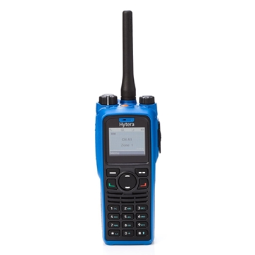 Picture of Hytera PD795 Ex V Atex VHF DMR Digital Walkie-Talkie Two Way Radio (New)