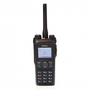Picture of Hytera PD985GU UHF DMR Digital Walkie-Talkie Two Way Radio (New)