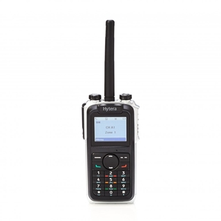 Picture of Hytera X1P GPS VHF DMR Digital Walkie-Talkie Two Way Radio With Charger (New)