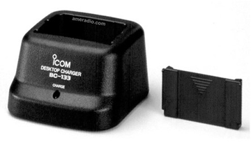 Picture of Icom BC133 Standard Desktop Charger & BC-01 PSU (New)
