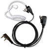 Picture of Icom Covert Acoustic Tube Earpiece with Mic & PTT (S3) - By Radioswap