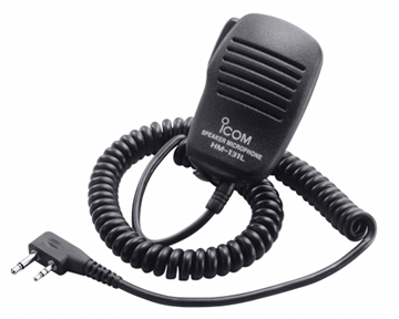 Picture of Icom HM131L Compact Speaker Mic with PTT - S3) (New)