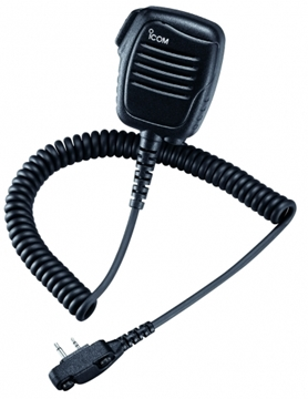 Picture of Icom HM159L Splash Proof Durable Speaker Mic (S3) (New)