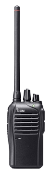 Picture of Icom IC-F3102D VHF Digital IDAS Walkie-Talkie Two Way Radio (New)