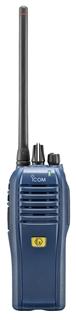 Picture of Icom IC-F3202DEX VHF ATEX IDAS Walkie-Talkie Two Way Radio (New)