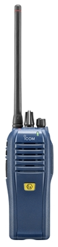 Picture of Icom IC-F3202DEX VHF ATEX IDAS Walkie-Talkie Two Way Radio (New)