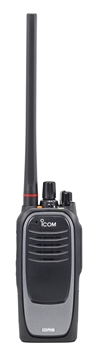 Picture of Icom IC-F3400D VHF Dpmr Walkie-Talkie Two Way Radio (New)
